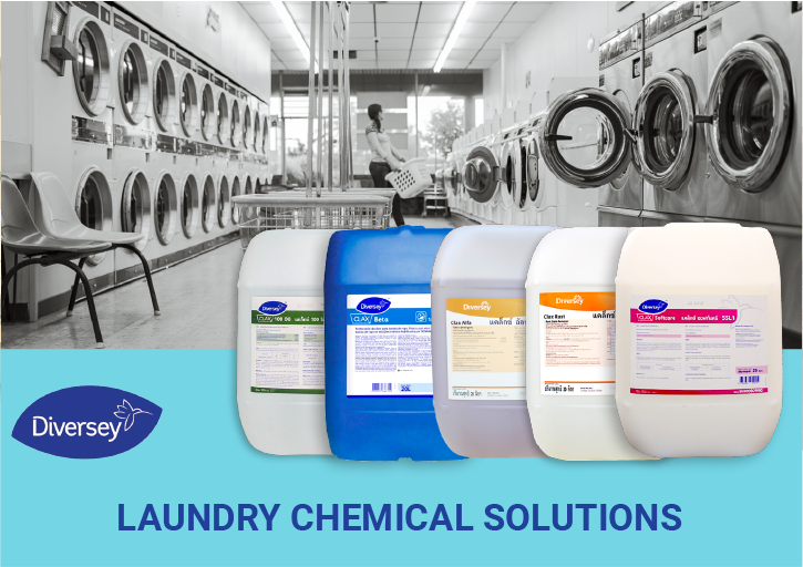 LAUNDRY CHEMICAL SOLUTIONS