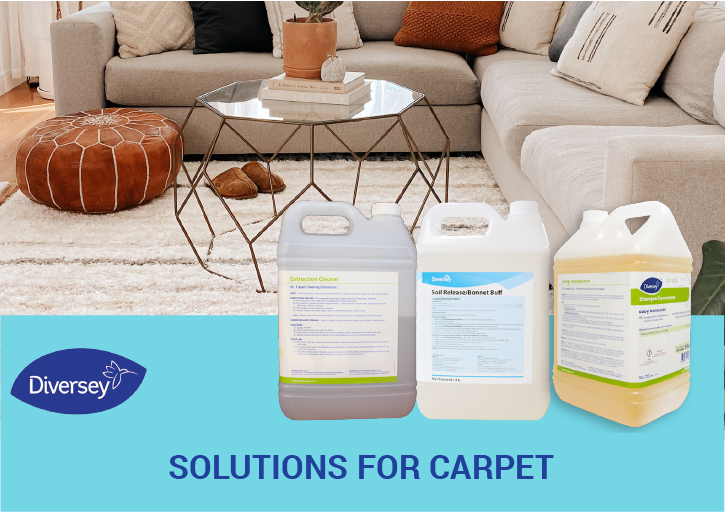 SOLUTIONS FOR CARPET