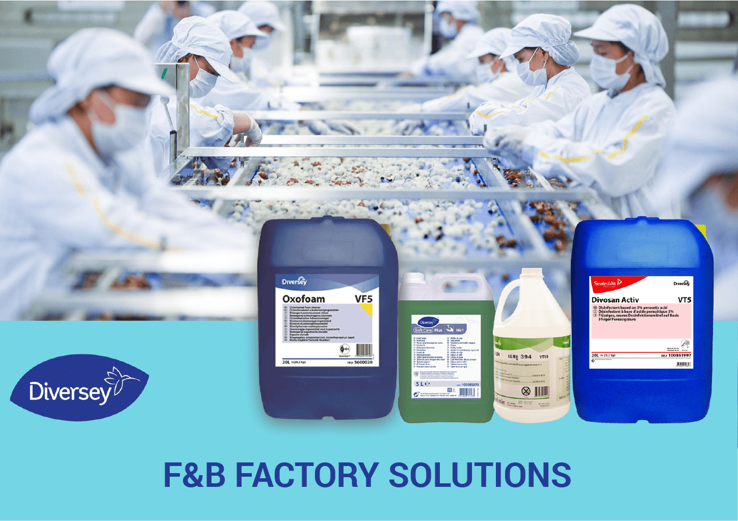 F&B FACTORY SOLUTIONS